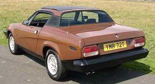 1975 - 1981 Triumph TR7  Classic Triumph cars & hard to find parts