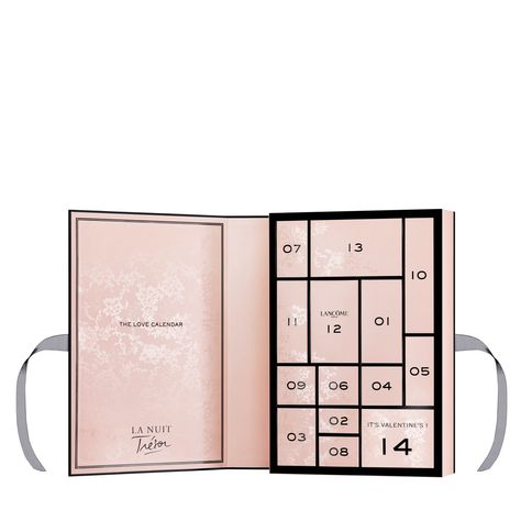 La Saint-Valentin ne sera pas trop longue à attendre avec ce calendrier | Vogue Paris