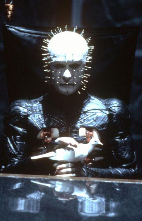 DGBELL Hellraiser Movie Retro Pared Decoraci/ón Esta/ño Firmar /Único P/óster Vendimia Placa de Metal para Hombre Cueva Caf/é Oficina Pel/ícula Teatro