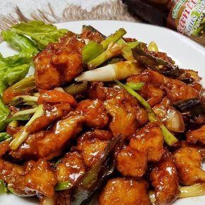 Mengental 8 Masukkan Ayam Fillet Karage Aduk Rata 4 Ayam Fillet Saus Jahe Foto Instagram Monicalie97 Bahan Di 2020 Resep Ayam Resep Masakan Sehat Resep Masakan
