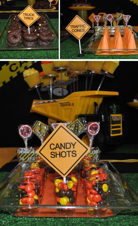 real parties | Construction Party - Amy Snyder