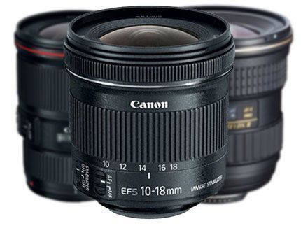 Situations Dslrs Lenses Best Wide Angle Lens