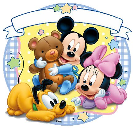 mickey mouse pinterest baby disney mickey mouse and babies - Bebe Disney