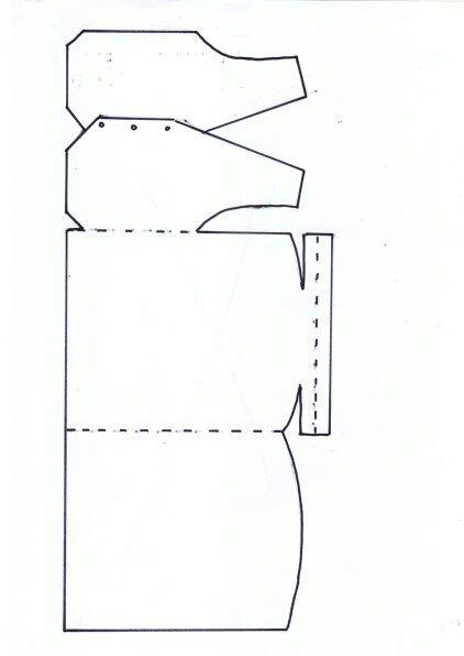 Открытка своими руками рубашка шаблоны