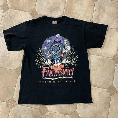 Vintage Fantasmic Shirt Vtg Fantasia Shirt Vintage Villain Shirt Rare Xl In 2020 Long Sleeve Tshirt Men Fantasia Shirts