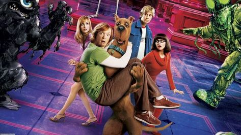 The live-action Scooby-Doo movies transcend the Scooby franchise