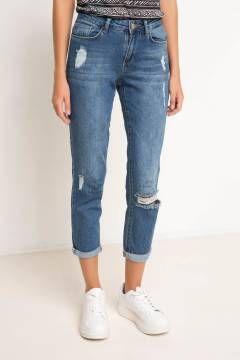 شلوار جین پاره Fashion Levi Levi Jeans