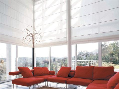 Large Window Blinds Ideas For Windows
