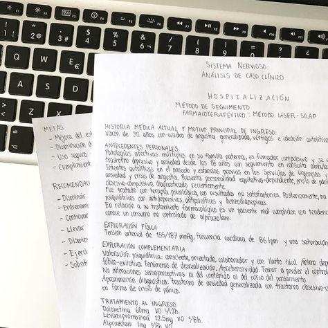 Domingo De Tarea Studyblr Studygram Estudiante Papeleria