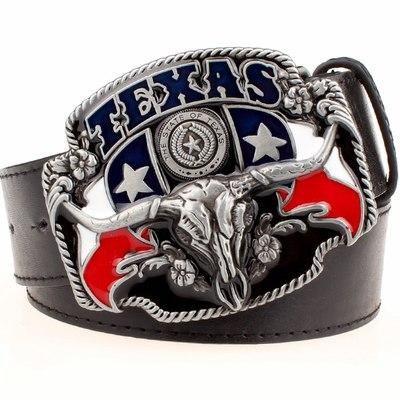Vintage Belt Buckle Ghost Skull Head Cowboy Western Belt Buckle Men/'s Gift