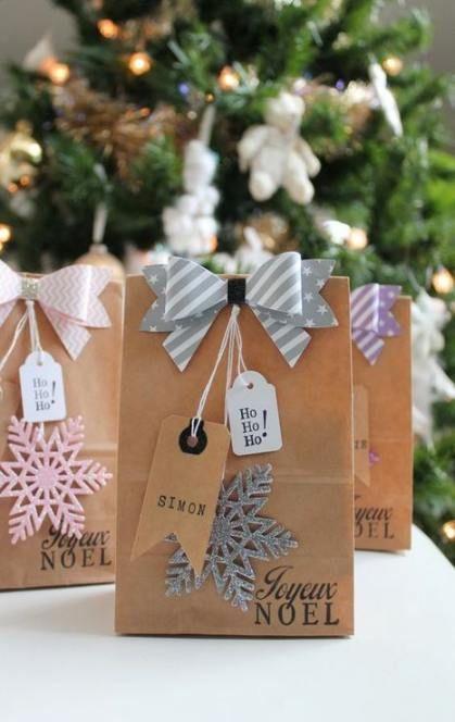 Craft Diy Paper Gift Bags 23 Ideas Diy Craft Easy Christmas