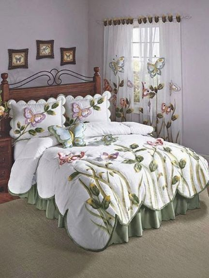33 What Does Harmony Floral Comforter Bedding Mean