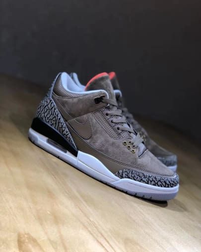 separation shoes e51df 8bbac Best Look Yet at Justin Timberlake's New Air Jordan 3s ...
