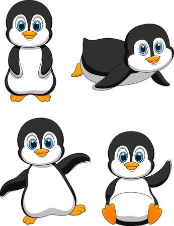 123rf Millions Of Creative Stock Photos Vectors Videos And Music Files For Your Inspiration And Projects Cute Penguins Cute Penguin Cartoon Penguin Cartoon