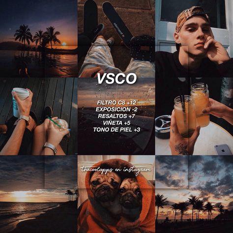 ••• Les dejo este filtro que me tiene encantada, me fascina y le da un color hermoso a las fotos resaltando los colores como naranja, azul,…