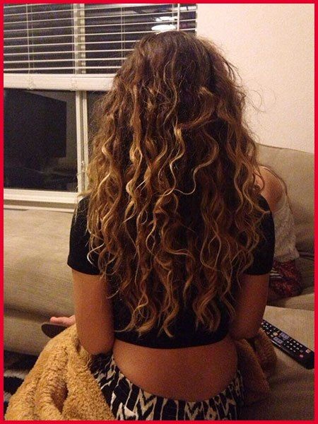 Awesome Hair Color Ideas For Long Curly Hair Image Of Hair Color