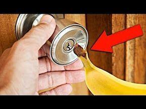 Como Abrir Un Candado Sin Llave De Manera Facil Labsjack Youtube Como Abrir Un Candado Trucos De Limpieza Cerraduras Sin Llave