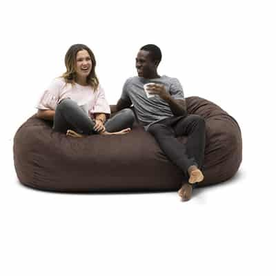 Superb Top 15 Best Memory Foam Bean Bag Chairs In 2019 Home Machost Co Dining Chair Design Ideas Machostcouk