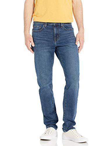 Essentials Mens Slim-fit Stretch Jean
