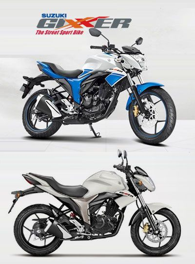 Suzuki Gixxer Vs Yamaha Fz Fi Super Bike Pinterest
