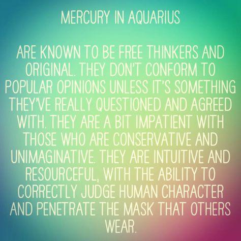 #Mercury #mercuryinaquarius #aquariusmercury #Astrology #astrollusion #starsigns #zodiac #badastrology