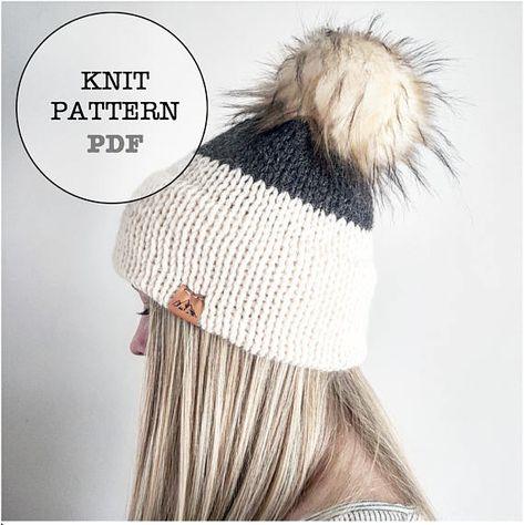 3959000f70e Knit Pattern   WOC Jameson Slouch Knit Pattern   whiteowlcrochetco Knit  Pattern   whiteowlcrochetco Jameson Beanie Pattern   Beanie Pattern