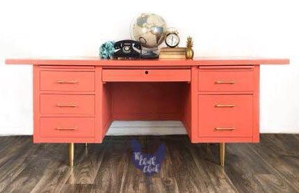 Custom Color Desk Painted Furniture Ideas Dressers Furniture Makeover Diy Sand Painted Furniture