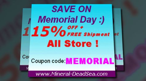 The Memorial Day Big Sale for SUMMER !' -