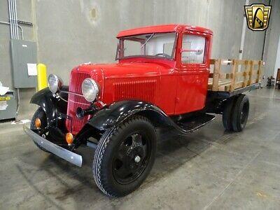 1933 Ford Pickup Truck Model Bb Old Trucks For Sale Vintage