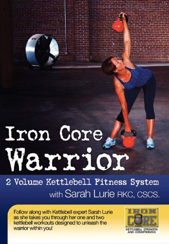 Iron Core Warrior Volume 1 And Volume 2 Dvds You Can Get More Details By Clicking On The Image This Is An Affil Workout Videos Kettlebell Workout Exercise