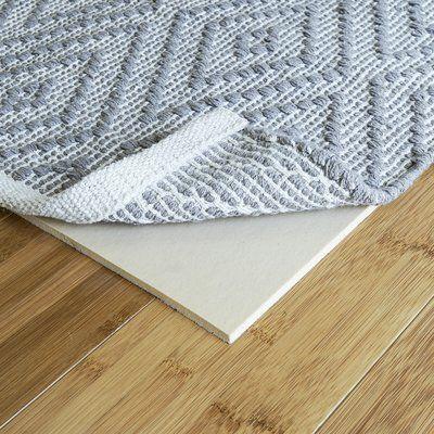 Rugpadusa Cloud Comfort 0 25 Memory Foam Rug Pad Rug Pad Size