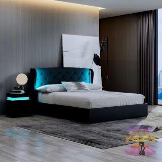 أجمل غرف نوم في مصر على الطراز الامريكي 2021 Furniture Home Decor Bed