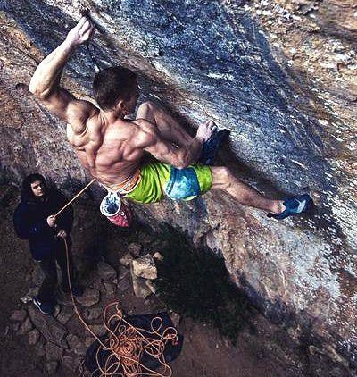 19+ Climbing pose information
