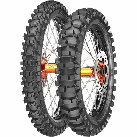 Metzeler 2762200 Mc360 Midsoft Rear Tire 110 90 19 Walmart Com Tire Tire Rim Tire Rims