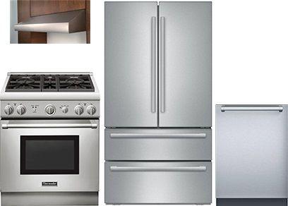 10 Best Stainless Steel Kitchen Appliance Packages Reviews Ratings Prices Kitchen Appliances Kitchen Appliance Packages Stainless Steel Kitchen Appliances