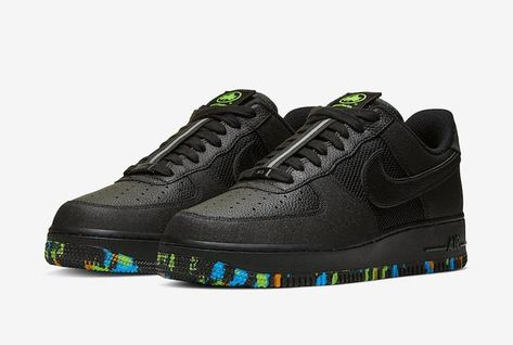Nike Honors NYC Parks With The Air Force 1 in 2019 | Nike