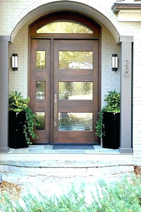 41 New Ideas Front Door Entrance Ideas Decor Entry Ways Contemporary Front Doors Front Door Styles Modern Front Door