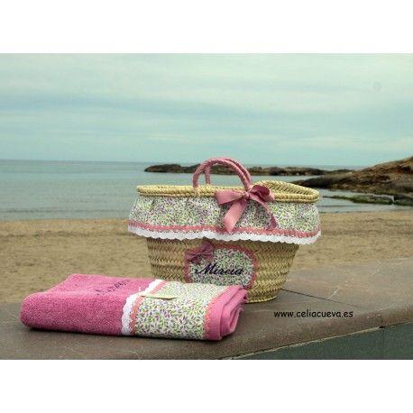 Adelante Atravesar ley  300 ideas de Playa | capazos, cesta de playa, bolsas de playa