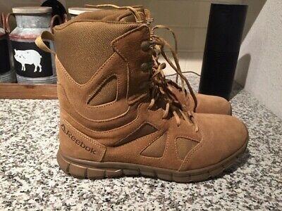 Advertisement Ebay Reebok Men S Ar670 1 Compliant Sublite Cushion 8 Tactical Coyote Boots Rb8808 Tactical Boots Boots Reebok