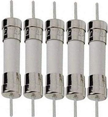 5a 250v Axial Ceramic Fuses 5x20mm Slow Blow 5 Pack Click Image For More Details This Is An Affiliate Link In 2020 Fuses Ceramics Axial