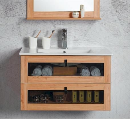 Manhattan 800mm Wall Hung Vanity With Ceramic Top Wall Hung Vanity Vanity Wall Hanging