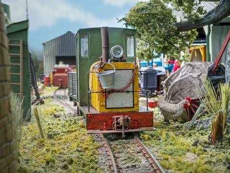 Two Sister's Farm - Narrow Gauge - Model Railroad Forums