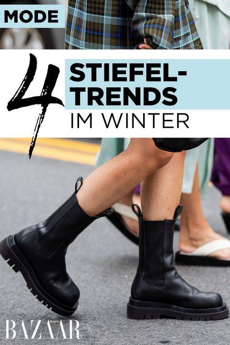 Stiefel Trends, die man für den Herbst 2019 schnell braucht