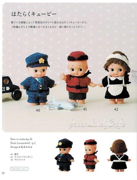 My Crochet Doll: Book Review! | Crochet dolls, Dolls, Crochet | 623x473