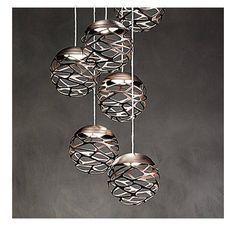 Kelly Cluster LED Pendant | Luxury lighting, Chandelier