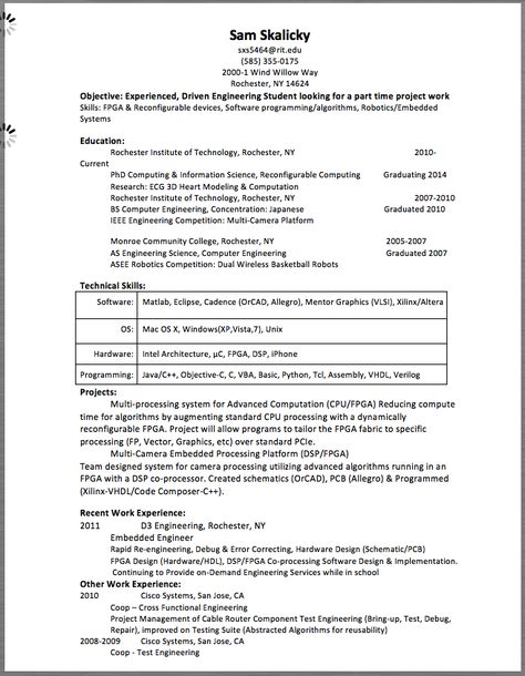 Entry Level Accountant Resume Sample - http://resumesdesign.com ...