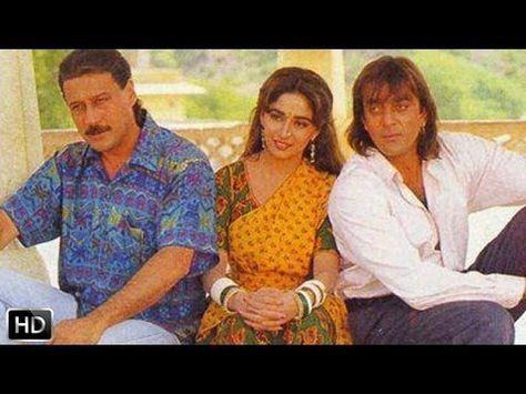 Hindi Picture Film Khalnayak Sanjay Dutt Madhuri Dixit ...