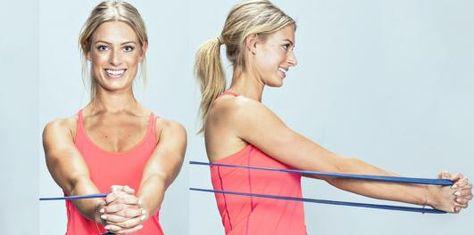 HJEMMETRENING: Med dette programmet kan du trene hele kroppen på bare en halvtime ¿ nesten uten utstyr.