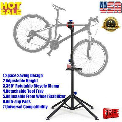 Sponsored Ebay Foldable Bike Bicycle Repair Stand 360 Rotating