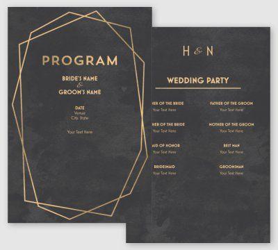 Vistaprint Wedding Programs.Wedding Programs Templates Designs Vistaprint Wedding Planning